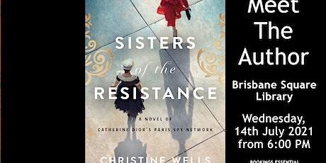 FREE EVENT Meet Christine Wells tickets