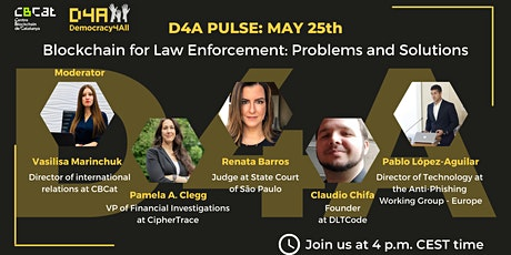 Blockchain for Law Enforcement: Problems and Solutions biglietti