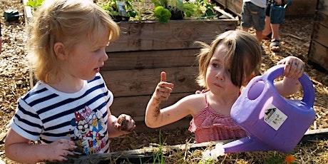 Kids Community Garden Activity Morning tickets
