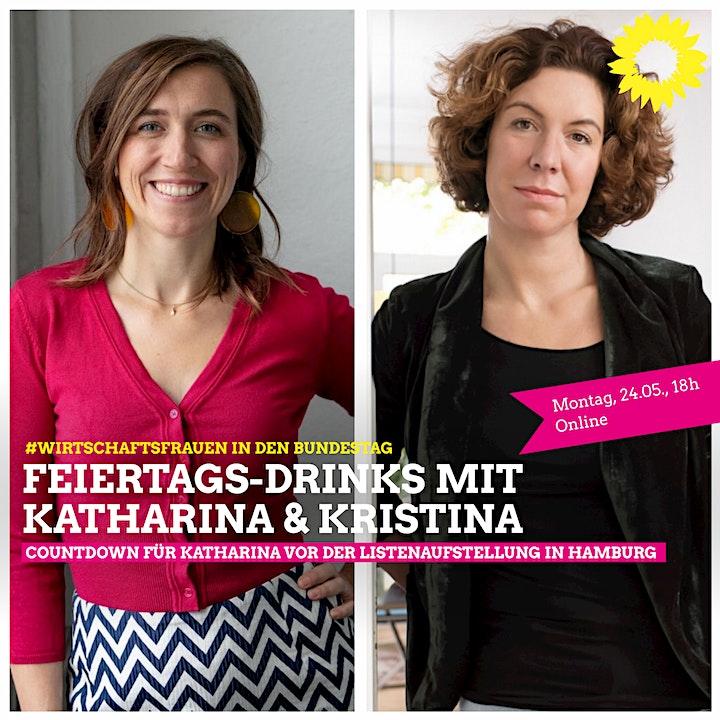 Feiertagsdrinks mit Katharina & Kristina: Bild