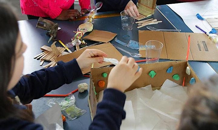 """Immagine """"Il cucchiaio e la città"""" Junior Lab. Cos'è il Design e a cosa serve?"""