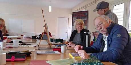 Watercolour Zoom Online Workshops and Tutorials with artist David Harvey tickets
