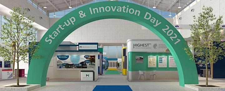 Start-up & Innovation Day digital: Bild