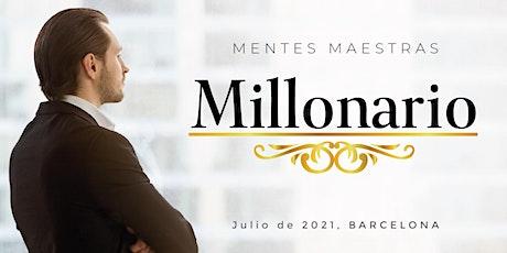 Millonario Master Minds entradas