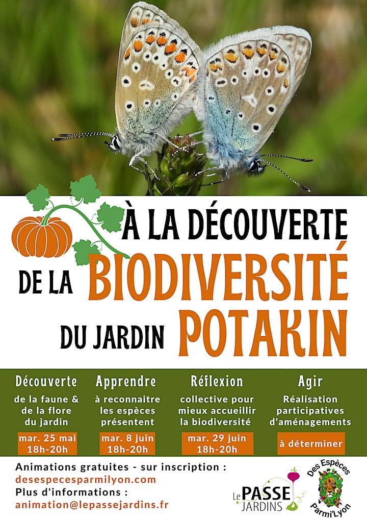 Image pour A la découverte de la faune et de la flore du Jardin Potakin