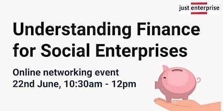 Understanding Finance for Social Enterprises tickets
