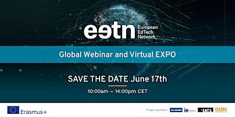 European EdTech Network Global Webinar and Virtual EXPO tickets