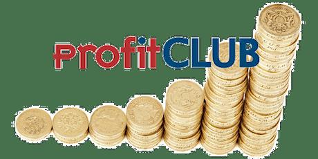 ProfitCLUB Launch Event tickets