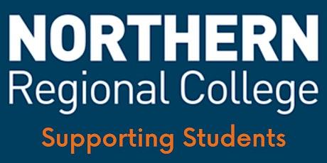 Northern Regional College Autism Transition Visit (Ballymoney) tickets