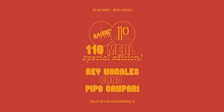 110 Meal x El Sótano entradas