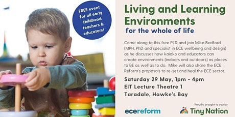 Mike Bedford: Living and Learning Environments tickets