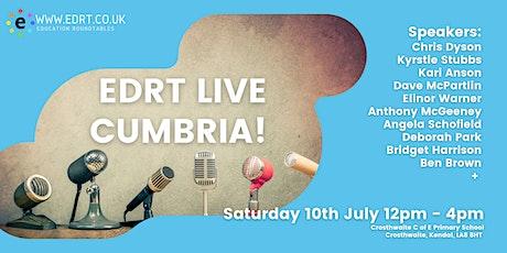 Edrt Cumbria tickets