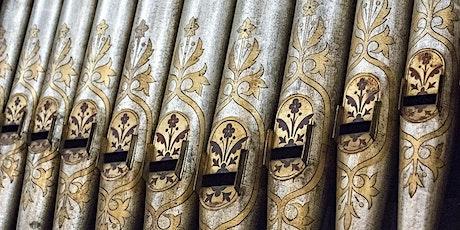 Grand Organ Opening Recital tickets