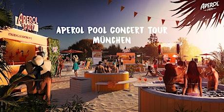 Aperol Pool Concert Tour | München 2021 Tickets