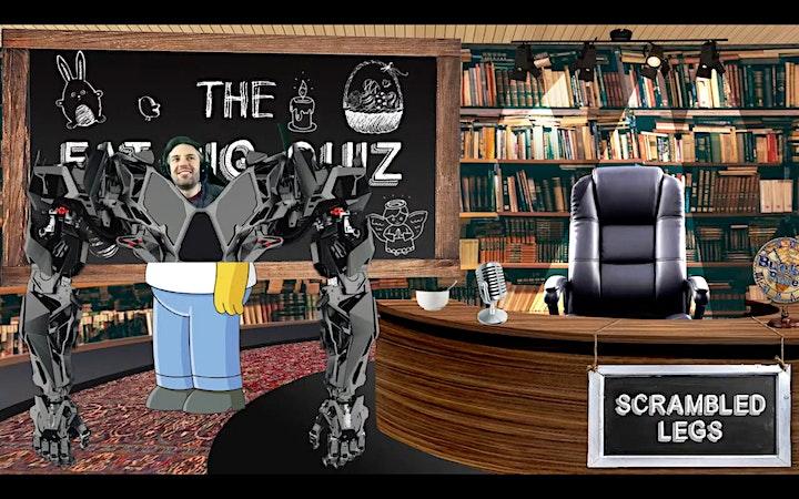 BucketRace The Fat Big Quiz of... Spring image
