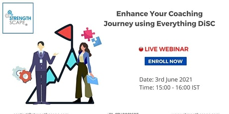 [Free Webinar] Enhance Your Coaching Journey Using Everything DiSC tickets