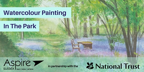 Watercolour Painting in the Park tickets