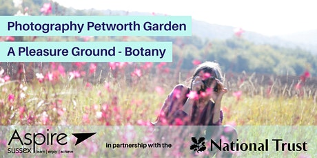 Photography  -  Petworth Garden A Pleasure Ground - Botany tickets