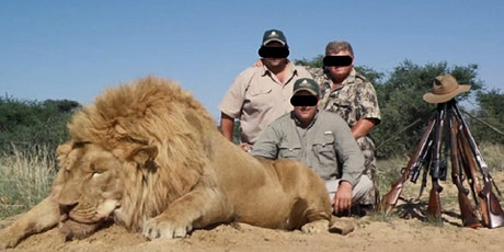 Trophy Hunting: Conservation tool, or a threat to wildlife? entradas
