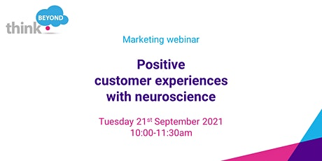 Positive customer experiences with neuroscience Tickets