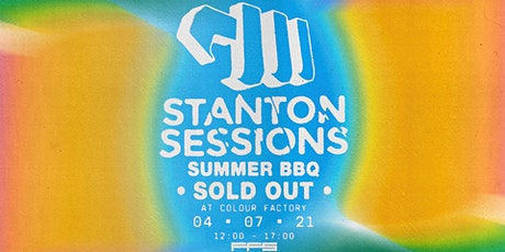 Sold Out: Stanton Sessions – Summer BBQ tickets