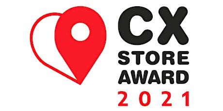 CX Store Award 2021 biglietti