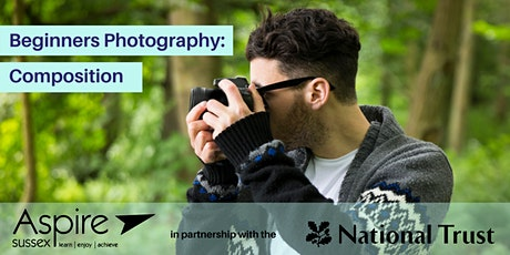 Beginners Photography - Composition tickets