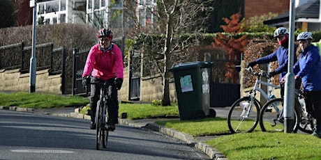 Adult Cycle Training - Improver - Cross Flats Park tickets