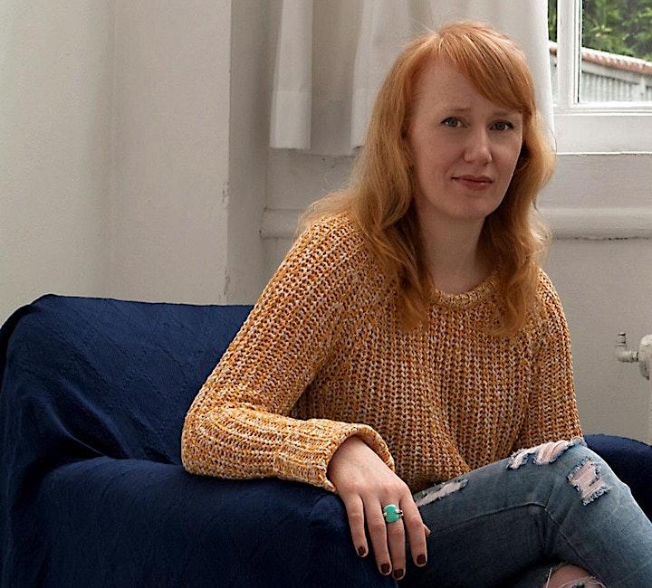 Meet the artist Ursula Burke: dlr LexIcon Gallery image