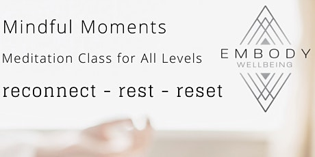 Mindful Moments tickets