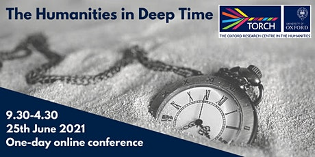 The Humanities in Deep Time tickets