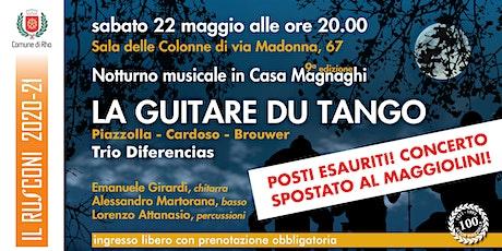 Notturno musicale in Casa Magnaghi biglietti