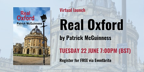 Virtual launch of Real Oxford tickets