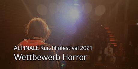 Horror | ALPINALE Kurzfilmfestival tickets