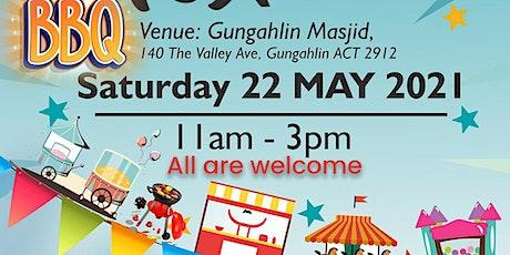 Eid-al-Fitr Festival at Gungahlin Masjid!! tickets
