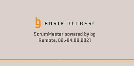 Remote ScrumMaster powered by bg tickets