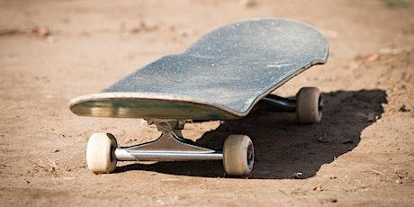 Skateworkshop 6 - 12 jaar tickets