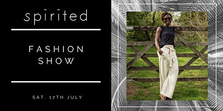 Spirited Clothes Fashion Show tickets