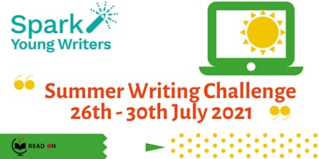 Spark Summer Writing Challenge 2021 tickets