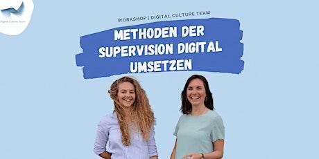 Methoden der Supervision Digital umsetzen Tickets