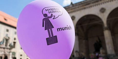 Soapbox Science Munich 2021 tickets