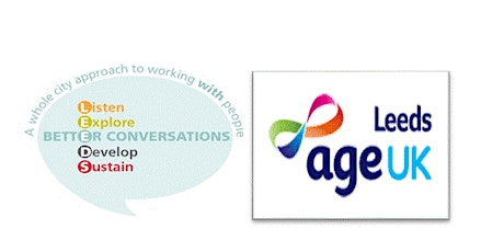Better Conversations working with Leeds Age UK tickets