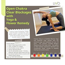 Open Chakra with  Yoga & Flower Remedy tickets