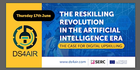 The Reskilling Revolution in the Artificial Intelligence Era Conference tickets