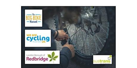 Community Dr Bike - Valentines Park - London Borough of Redbridge tickets