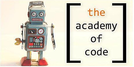 Coding for beginners with The Academy of Code! tickets