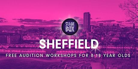 Free Stagebox Audition Workshop | SHEFFIELD tickets
