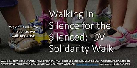 Walking In Silence for the Silenced:HYBRID DV Solidarity Walk tickets