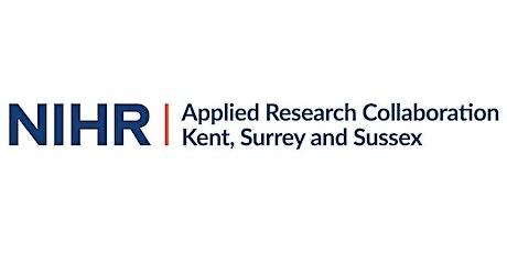 ARC KSS webinar - Social Care Evaluation tickets
