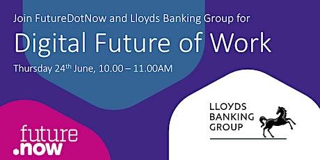 FutureDotNow Meet - Digital Future of Work tickets